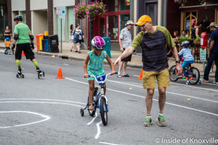Open Streets, Asheville, September 2016