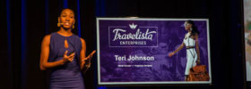 Teri Johnson, The Works: Demo Day, Scripps Networks, Knoxville, September 2016