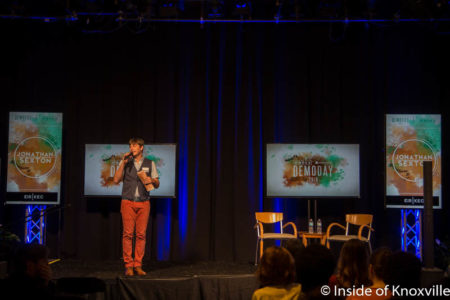 The Works: Demo Day, Scripps Networks, Knoxville, September 2016