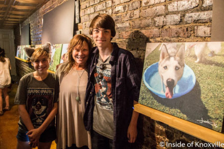 Tru Dog Network Fundraiser, 221 Event Venue, Knoxville, August 2016