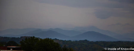 View from Asheville, September 2016