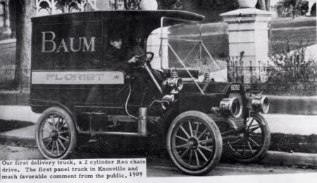 Original Baum Delivery Truck