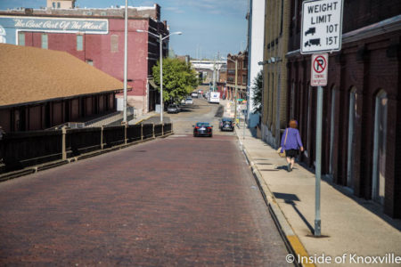 Jackson Avenue, Knoxville, October 2016