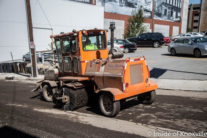 Downtown Streets to be Paved – Is That Really Necessary?