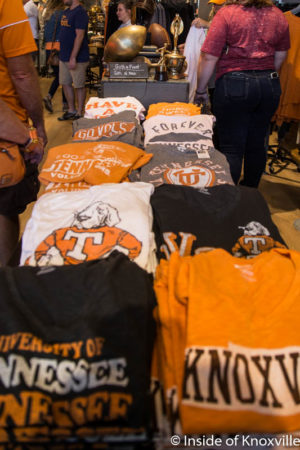 Tailgate, 23 Market Square, Knoxville, October 2016