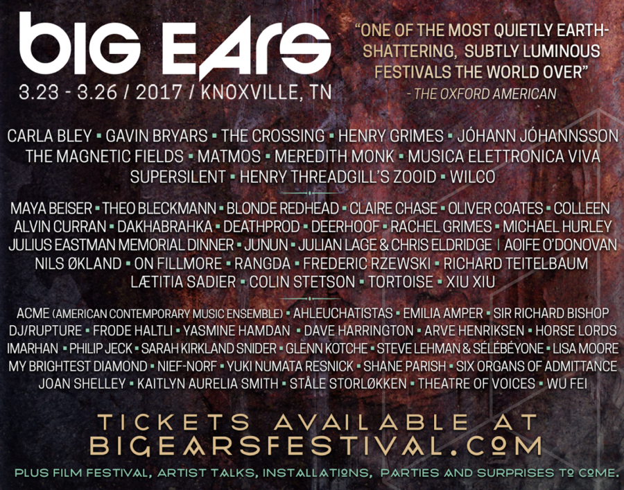 Big Ears Lineup Revealed – and Ticket Giveaway!