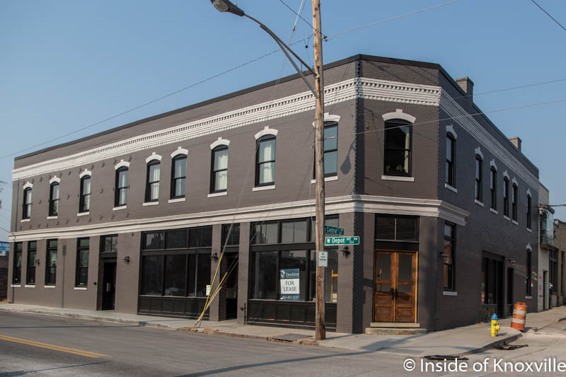 1894 Saloon Building Continues Downtown's Northward Expansion