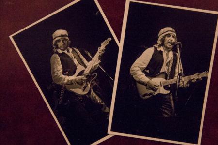 Bob Dylan, Mobile, Alabama, April 1976, Photos by Walter Beckham