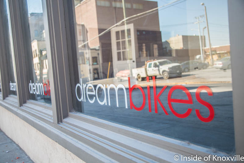 Downtown Knoxville to get DreamBikes