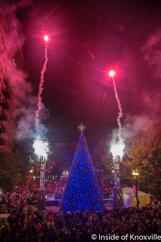So What Makes Christmas in the City a Top Twenty Tourism Event?