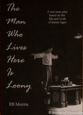 """Play Script for R.B. Morris', """"The Man Who Lives Here is Loony"""""""