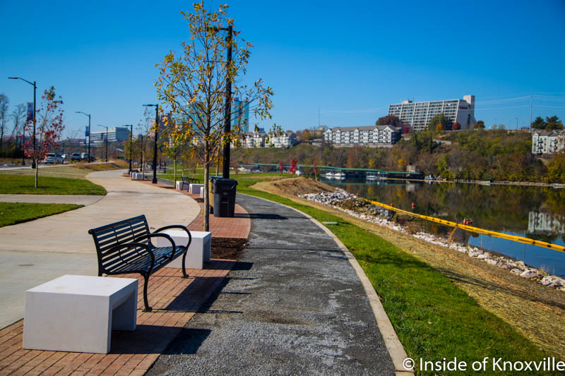 Suttree Landing Park Officially Opens on the South Waterfront