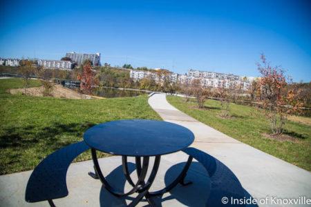 Suttree Landing Park, Knoxville, November 2016