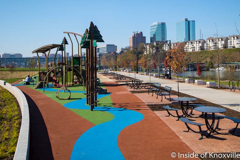 Suttree Landing Park Officially Opens On The South