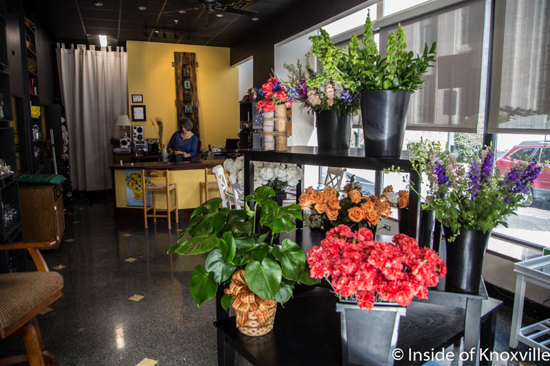 The Bloomers Company Florist Opens Downtown