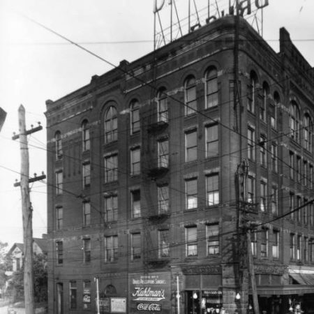 Watauga Hotel, Knoxville, Early 1900s