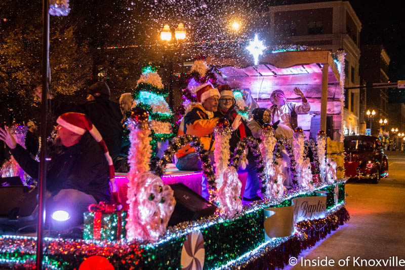 Knoxville Christmas Parade 2020 Knoxville Christmas Parade 2016