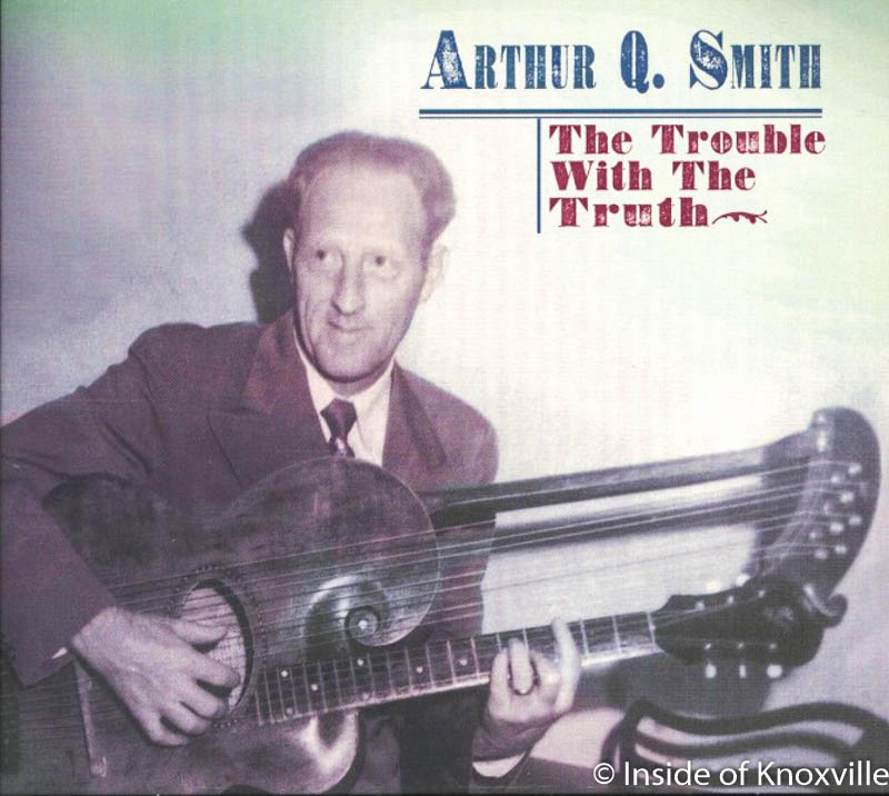 Give a Piece of Knoxville Music History For Christmas: Arthur Q. Smith Honored
