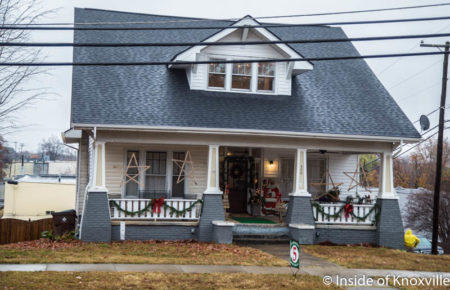 Old North Knoxville's Victorian Home Tour, 300 E. Oklahoma Ave., Knoxville, December 2016