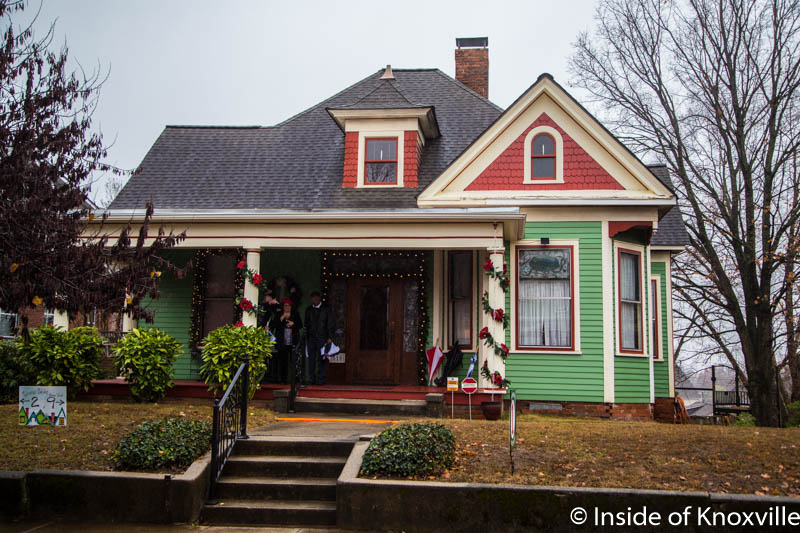 Old North Knoxville's 2016 Victorian Holiday Home Tour, Part One