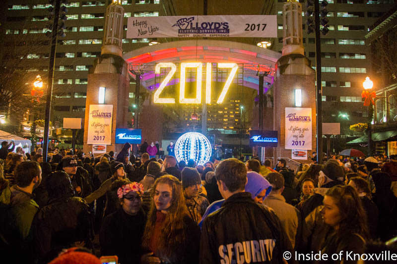 Holidays Culminate with a Happy New Year 2017