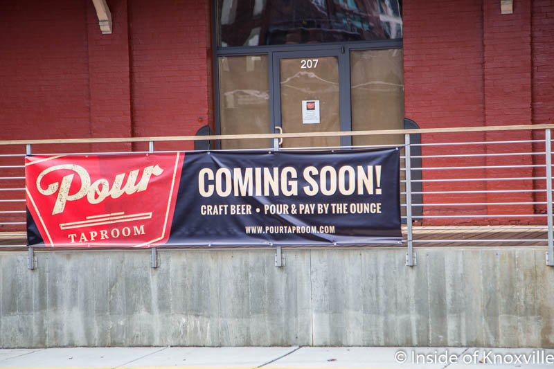 Pour Taproom Coming Soon to Old City