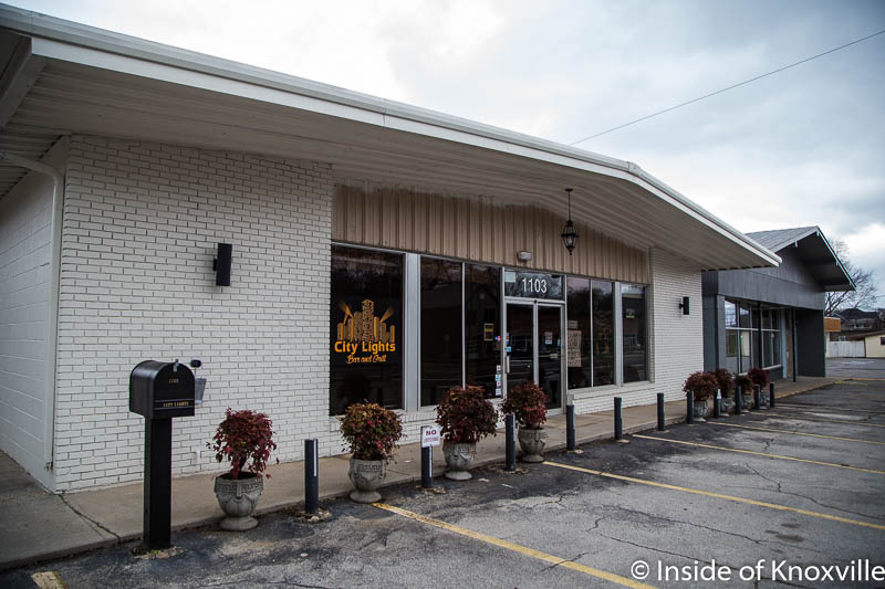 City lights bar and grill opens at 1103 sevier avenue inside of city lights bar and grill opens at 1103 sevier avenue aloadofball Gallery