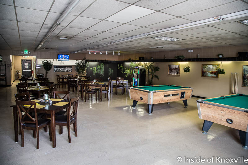 City lights bar and grill opens at 1103 sevier avenue inside of city lights bar and grill 1103 sevier avenue knoxville march 2017 aloadofball Gallery