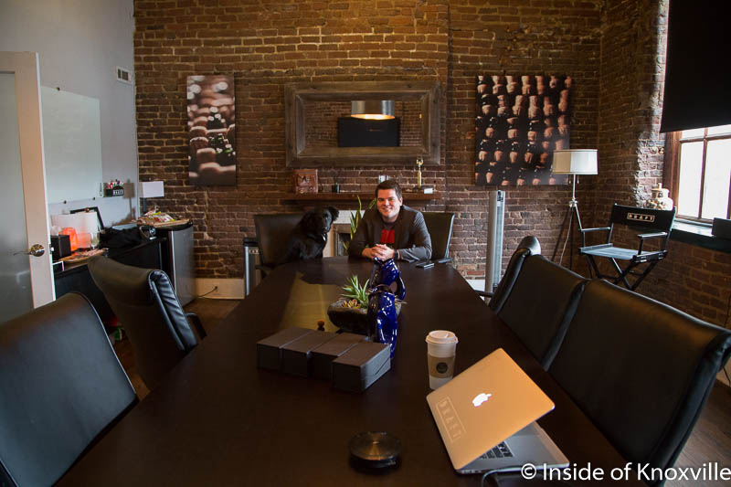 Draft Agency Turns Passion into a High Tech Company in Downtown Knoxville