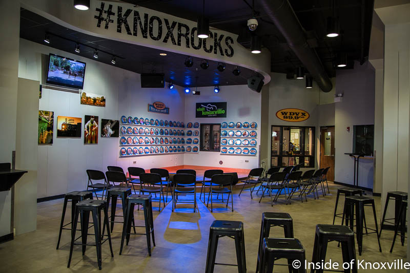 Visit Knoxville Reveals New Look for the Knoxville Visitor Center