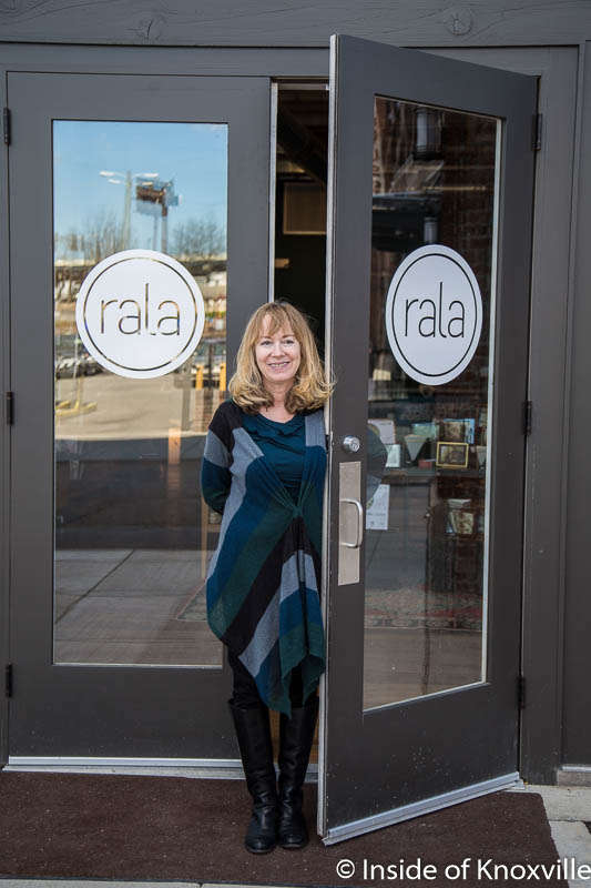 Rala is Open for Business at the New Location: 112 W. Jackson