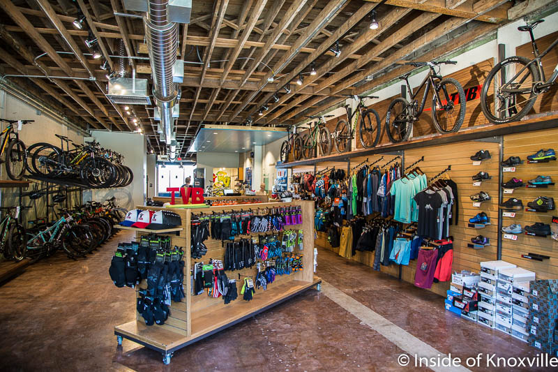 Tennessee Valley Bicycles Moves to a New Downtown Home