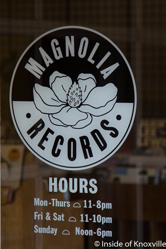 Magnolia Records Opens Downtown