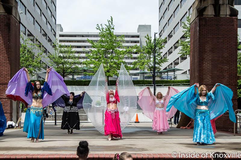 Rossini 2017 Dances Around the Rain Until It Can Dance No More