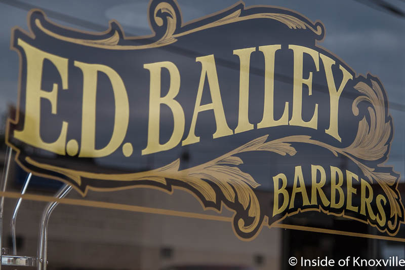 New Business, E.D. Bailey Barbers, Set to Open Downtown