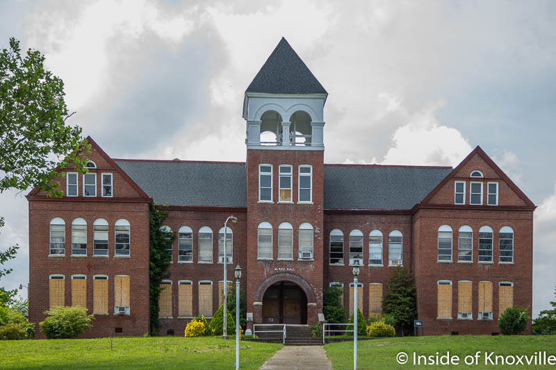 Knoxville College: Endangered and Haunting