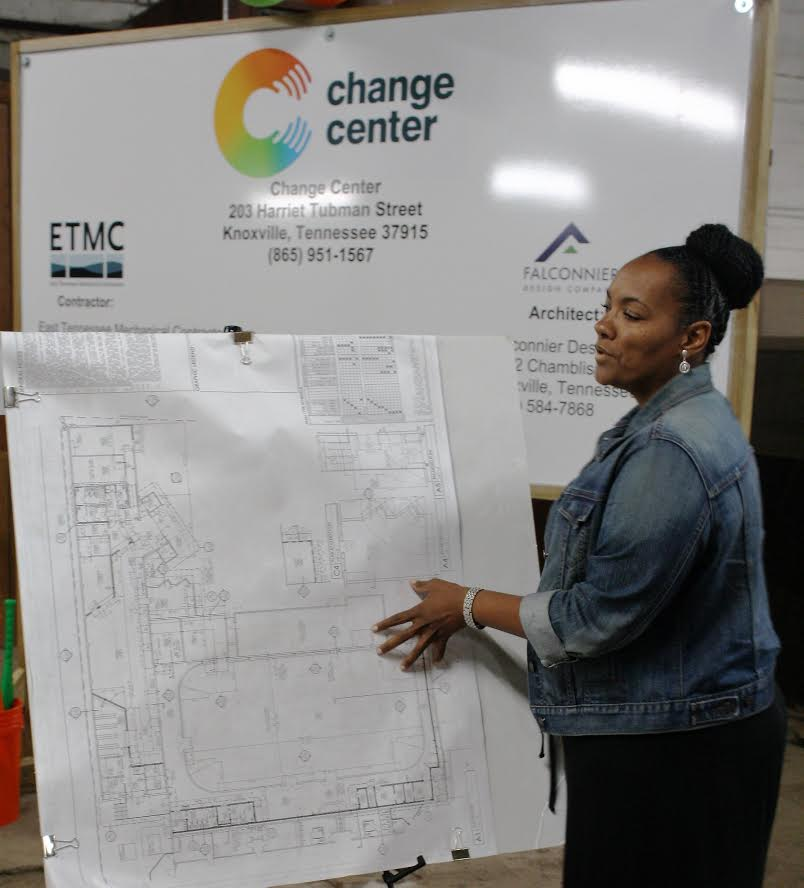 Out of Crisis Comes Opportunity for Change Center
