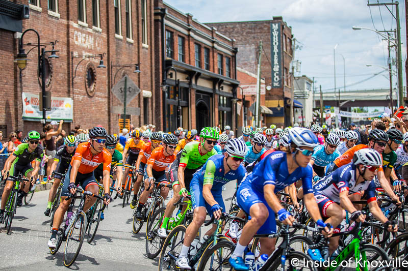 USA Cycling Championships Deliver in Knoxville