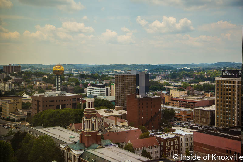 Downtown Knoxville Ten Day Planner (7/23 – 8/1/2017)