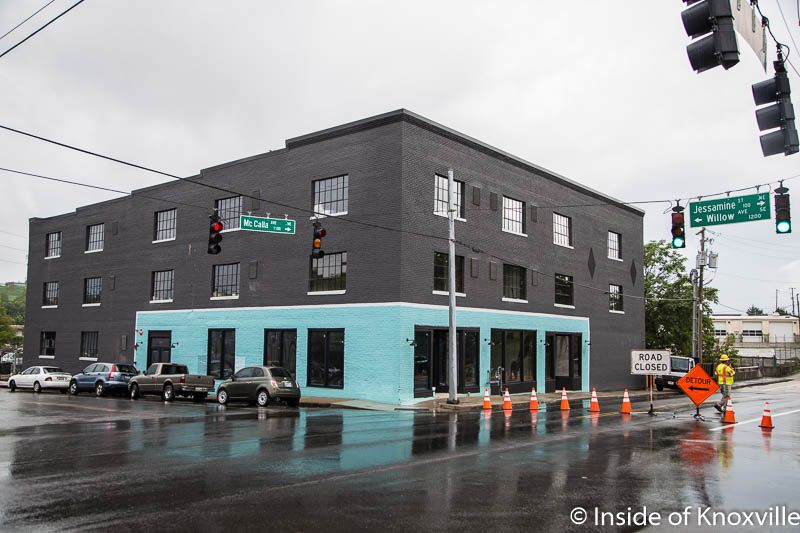 Electric Company Lofts Opens Quietly, Extends Downtown Fringes