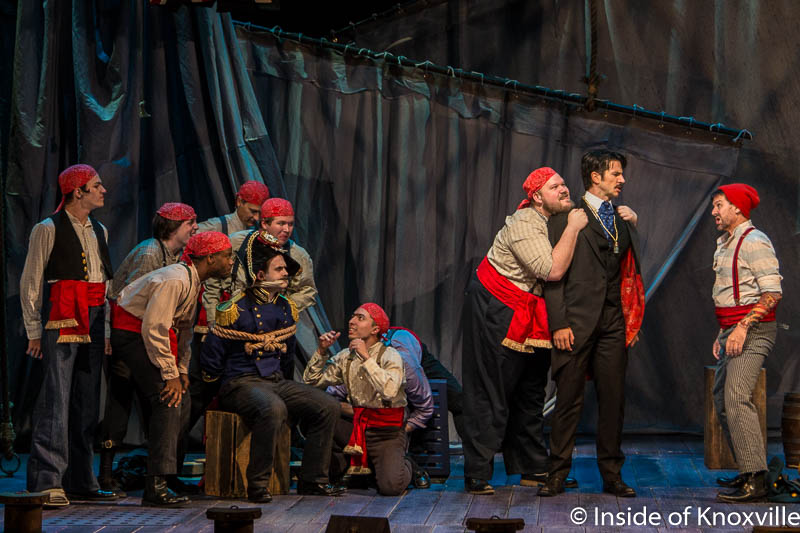 """Clarence Brown Theatre Launches """"Peter and the Starcatcher"""""""