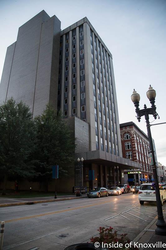 Plans Announced for a Major Building on Gay Street