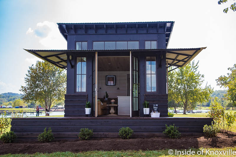 Clayton Luxury Tiny Home: Answer for Urban Infill? (Plus a bonus fun