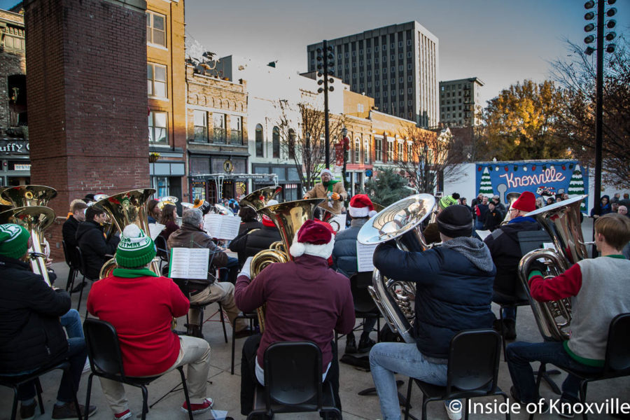 Downtown Knoxville Ten Day Planner (12/17 – 12/26/2017)