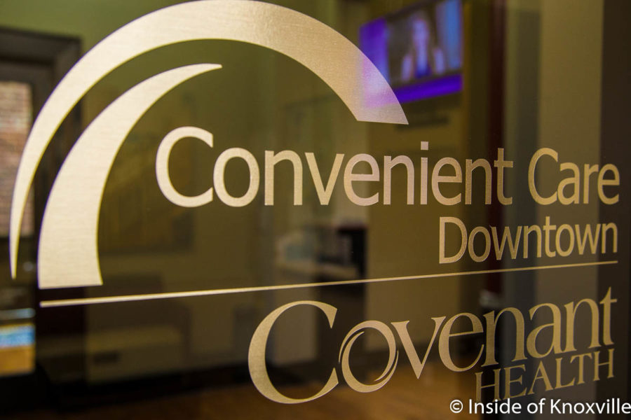 Covenant Health Offers Both Walk-In and Primary Care Downtown