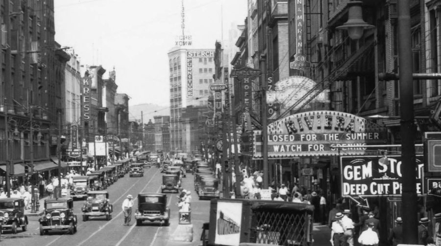 Knoxville Has a Theater District? A Brief History of Knoxville's Theaters: Part Four of Four