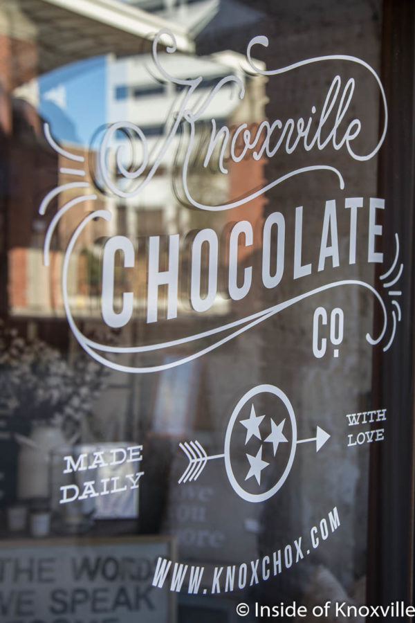 Knoxville Chocolate Company Opens at 29 Market Square!