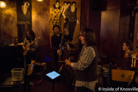 The Terrapin Quartet, Uncorked, Knoxville, January 2018