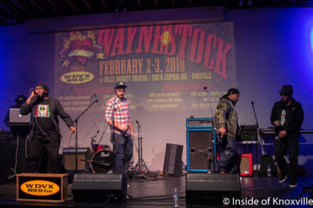 Alcohol. Tobacco. Firearms., Waynestock 2018, Relix Theater, Knoxville, February 2018