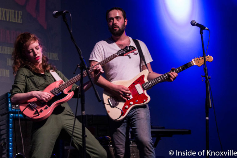 Ex Gold, Waynestock 2018, Relix Theater, Knoxville, February 2018